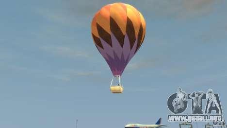 Balloon Tours option 1 para GTA 4 left