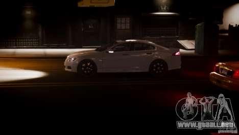 Mega Graphics para GTA 4 adelante de pantalla