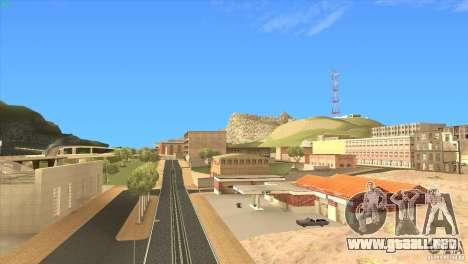 BM Timecyc v1.1 Real Sky para GTA San Andreas octavo de pantalla