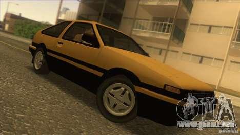 Shine Reflection ENBSeries v1.0.1 para GTA San Andreas tercera pantalla