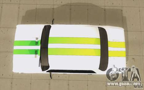 Fiat 125p para GTA San Andreas interior