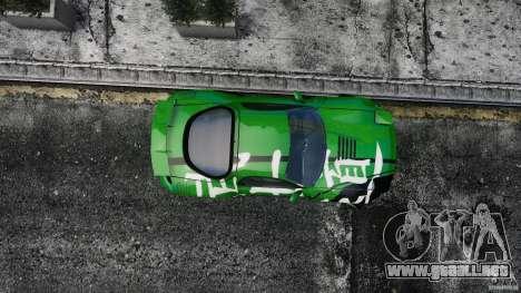 Mazda RX-7 Bushido para GTA 4 visión correcta
