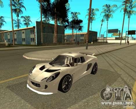 Lotus Exige para GTA San Andreas