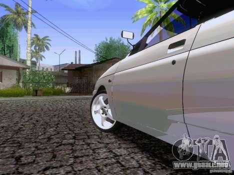 LADA 21103 Maxi para la vista superior GTA San Andreas