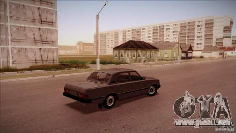 GAZ 31029 para la visión correcta GTA San Andreas