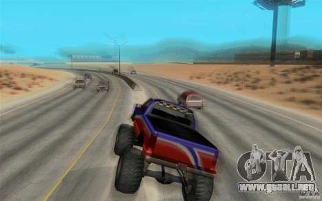 Maximum speed para GTA San Andreas