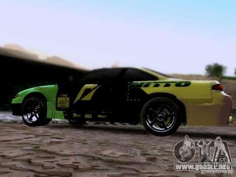 Nissan Silvia S14 Matt Powers v4 2012 para GTA San Andreas left