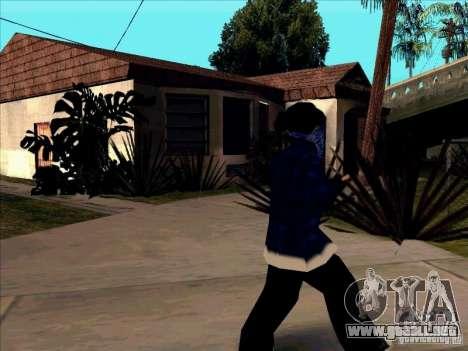 Crips Gang para GTA San Andreas tercera pantalla