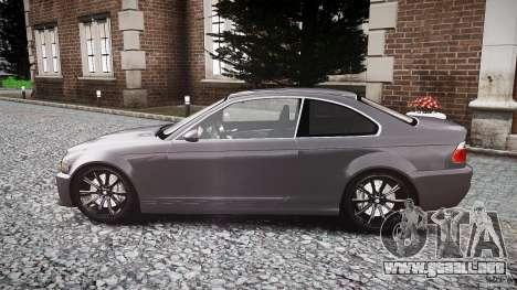 BMW 3 Series E46 v1.1 para GTA 4 left