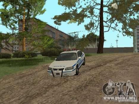 Policía de GTA 4 para GTA San Andreas