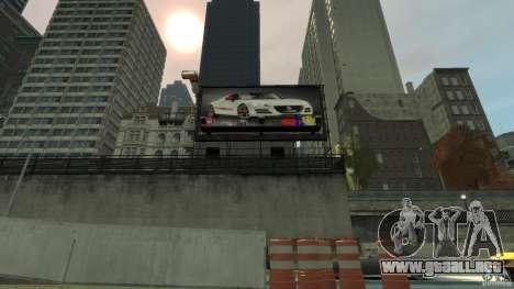 New gas station para GTA 4 octavo de pantalla