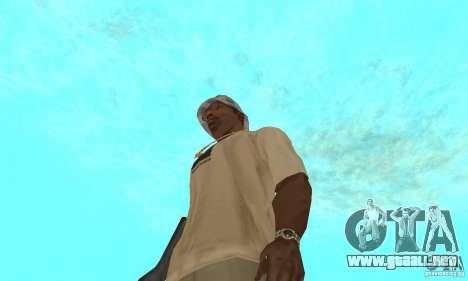 Rolex skin 11 para GTA San Andreas