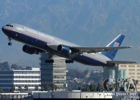 Pantallas de carga Boeing 767 para GTA San Andreas séptima pantalla