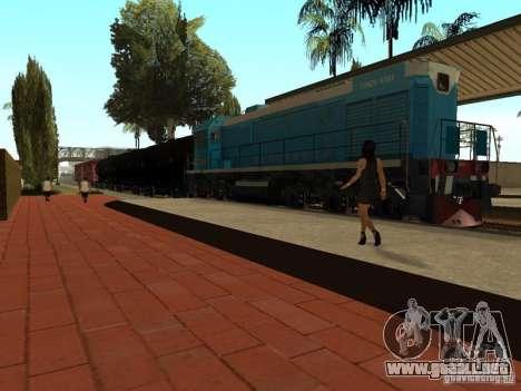 Tem2u-9392 para GTA San Andreas left