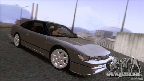 Nissan Sil80 para la visión correcta GTA San Andreas