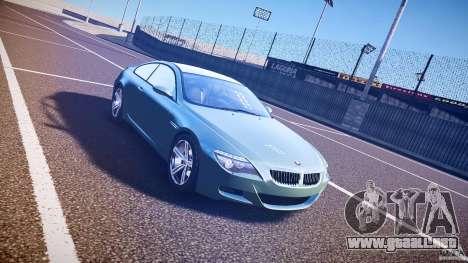 BMW M6 v1.0 para GTA 4