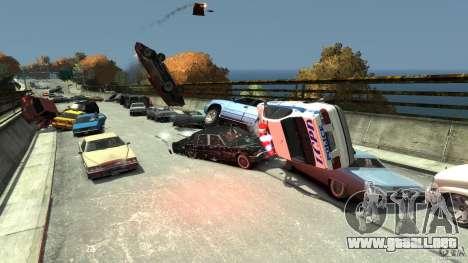 Heavy Car para GTA 4 sexto de pantalla