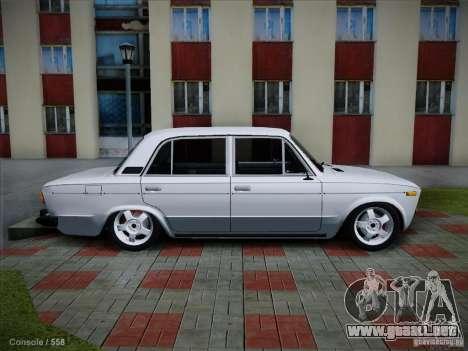 2106 VAZ Pyatigorsk v2.0 para GTA San Andreas left
