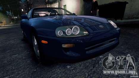 Toyota Supra RZ 1998 para GTA 4