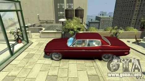 AMC Matador para GTA 4 left