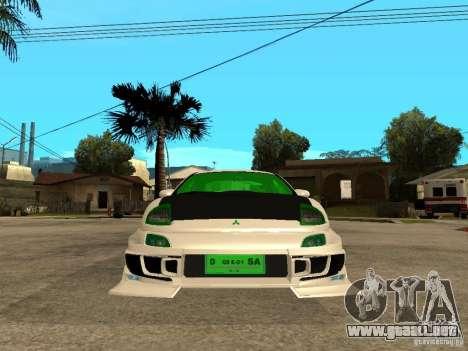 Mitsubishi Eclipse Midnight Club 3 DUB Edition para la visión correcta GTA San Andreas