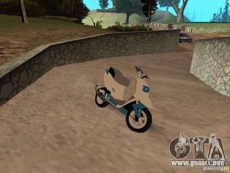 MBK Booster para GTA San Andreas