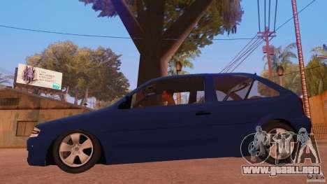 Volkswagen Gol G4 para GTA San Andreas left
