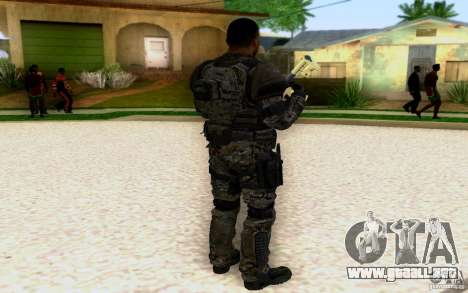 Salazar, de bacalao: BO2 para GTA San Andreas segunda pantalla