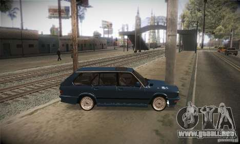 Postes de intangibles para GTA San Andreas
