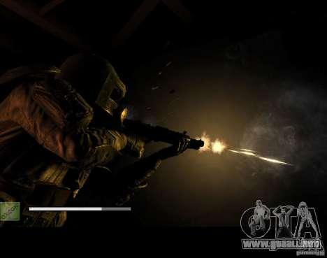 Pantallas de carga Metro 2033 para GTA San Andreas quinta pantalla