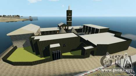 Grand Mosque of Diyarbakir para GTA 4