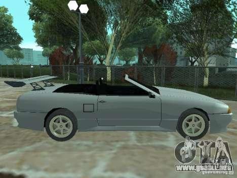 Elegía de tapas convertibles para GTA San Andreas left