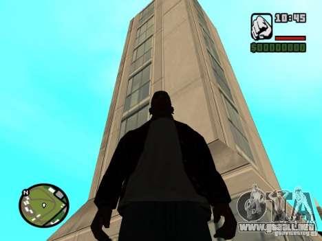 Casa a 4 cadetes del juego Star Wars para GTA San Andreas séptima pantalla
