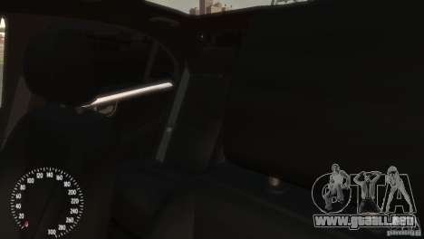Mercedes-Benz S350 VIP para GTA 4 vista interior