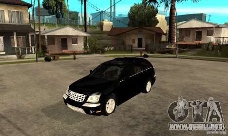 Chrysler Pacifica para GTA San Andreas