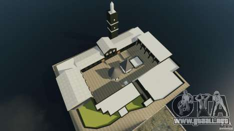 Grand Mosque of Diyarbakir para GTA 4 segundos de pantalla