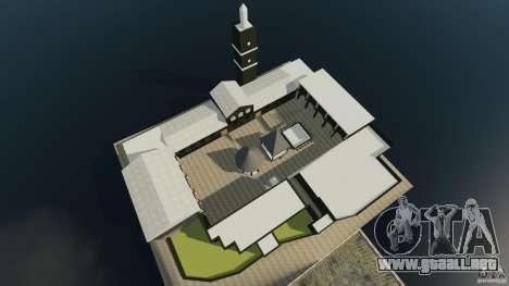 Grand Mosque of Diyarbakir para GTA 4 segundos de pantalla