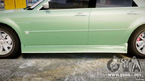 Chrysler 300C SRT8 Tuning para GTA 4 interior