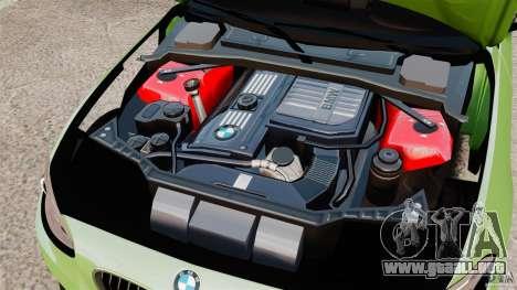BMW M135i 2013 para GTA 4 vista lateral