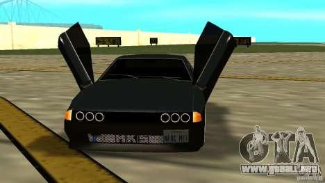 Elegy MIX V.1 para la visión correcta GTA San Andreas