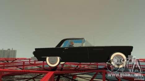 Smith Thunderbolt Mafia II para GTA 4 Vista posterior izquierda