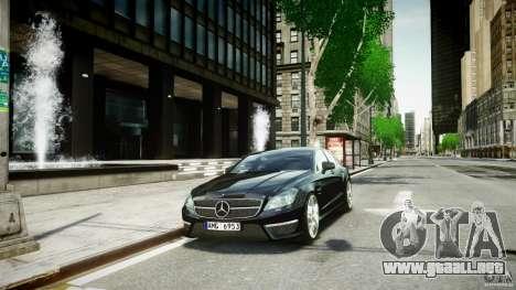 TRIColore ENBSeries By batter para GTA 4 adelante de pantalla
