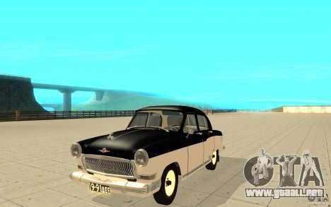 Relampago Negro para GTA San Andreas