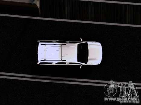 Chevrolet Tahoe LTZ 2013 para visión interna GTA San Andreas