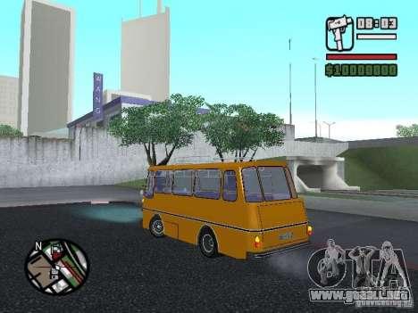TV 7 para GTA San Andreas left