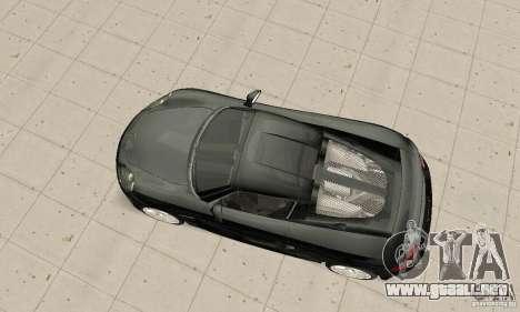 Porsche Carrera GT stock para la visión correcta GTA San Andreas