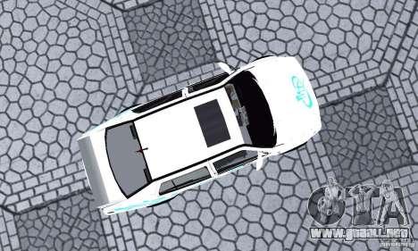 Volkswagen Jetta FnF para la visión correcta GTA San Andreas