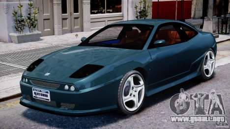 Fiat Coupe 2000 para GTA 4 left