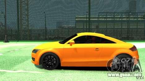 Audi TT Stock 2007 para GTA 4 left