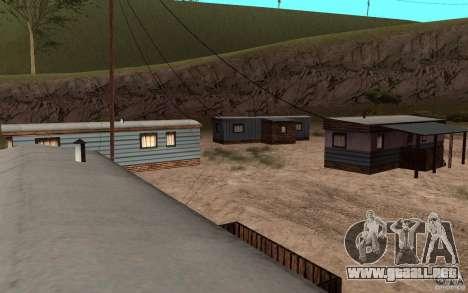Ciudad nueva de remolque para GTA San Andreas